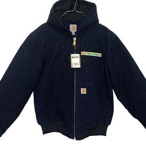Carhartt NWT Quilted Work Jacket Ptomaine Tommy